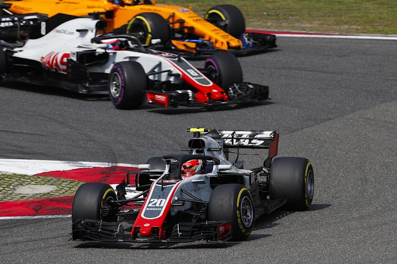 Magnussen has made confidence breakthrough