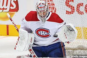 Daniel E. Dobish examines the short slate, including Montreal's Carey Price leading the surprising Canadiens to another victory in Thursday's Dose