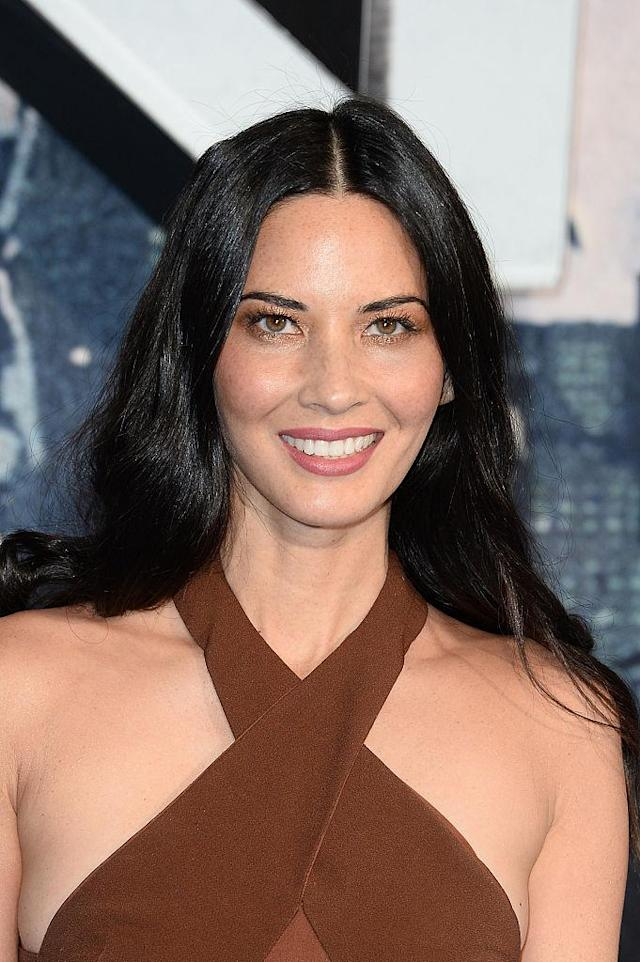 <p>Olivia Munn attends a Global Fan Screening of <em>X-Men Apocalypse</em> at BFI IMAX on May 9, 2016, in London. (Photo: Jeff Spicer/Getty Images) </p>