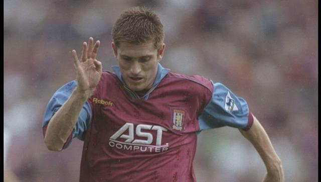 <p>Just a month after joining a top flight club for the first time, Tommy Johnson banged in his first, second and third ever Premier League goals for Aston Villa against Wimbledon to take his side from a precarious 1-1 in the 22nd minute to a commanding 4-1 by the 38th. </p> <br><p>Dean Saunders and Dwight Yorke rounded off the scoring in a dominant 7-1 win, although Johnson never reached their heights in the international game - mostly nipping around various Scottish and lower league clubs after he left Villa Park in 1997. </p>