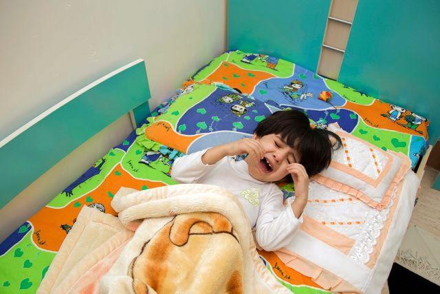How To Handle Night Terrors With Toddlers