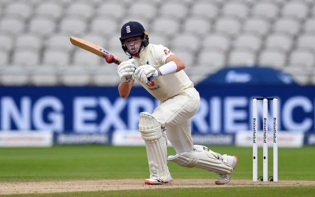 Root has backed Ollie Pope, pictured, to have a long and successful Test career (Dan Mullan/PA)