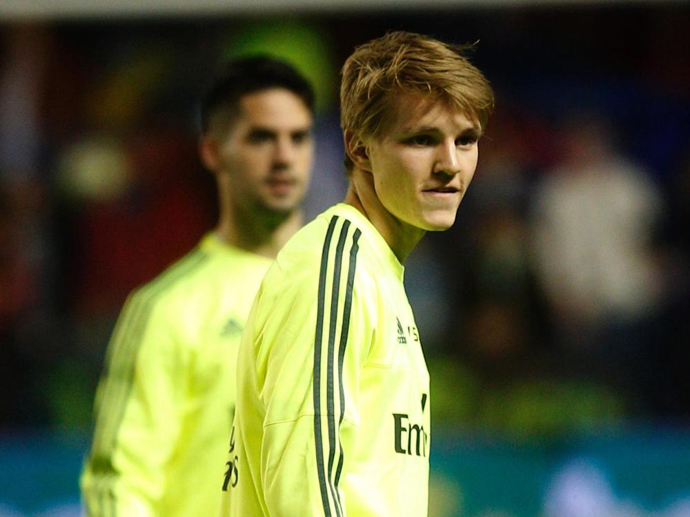 Odegaard was supposed to be the saviour of Norwegian football (Getty)