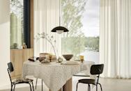 """<p><strong>H&M Home's new spring 2021 collection is filled with everything you need to refresh your <a href=""""https://www.housebeautiful.com/uk/decorate/a34943483/interior-trends-ranked/"""" rel=""""nofollow noopener"""" target=""""_blank"""" data-ylk=""""slk:interiors"""" class=""""link rapid-noclick-resp"""">interiors</a> on a budget including sculptural accessories, cosy textures, storage solutions and home office supplies. </strong></p><p>For the new season, the Swedish retailer has tapped into a neutral colour palette of creamy whites, beige, and black, taking inspiration from modern and artistic homes. </p><p>The spring collection will be available online from Thursday 21st January, so be sure to keep an eye open for when items drop. Take a look at some of our favourite picks below... </p>"""