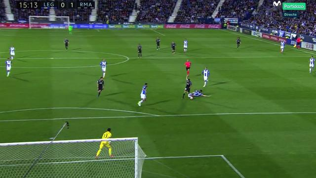 Asensio-James Madrid-Leganes