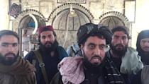 Taliban official pledges to 'provide security' after Shiite mosque bombing