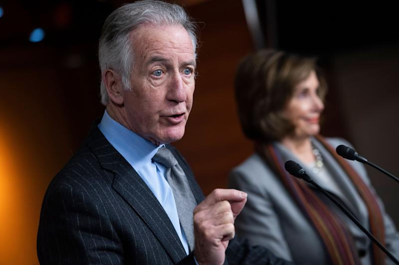 College Democrats of Massachusetts insists that its decision to take action against Morse had nothing to do with Rep. Richard Neal (D), with whom the group has had a working relationship. (Photo: Tom Williams/Getty Images)