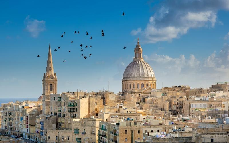 Valletta may be Europe's smallest capital, but it's certainly not short on charm - Anton Zelenov