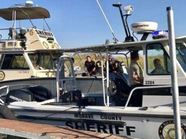 13 injured, 2 missing after boats collide on Colorado River