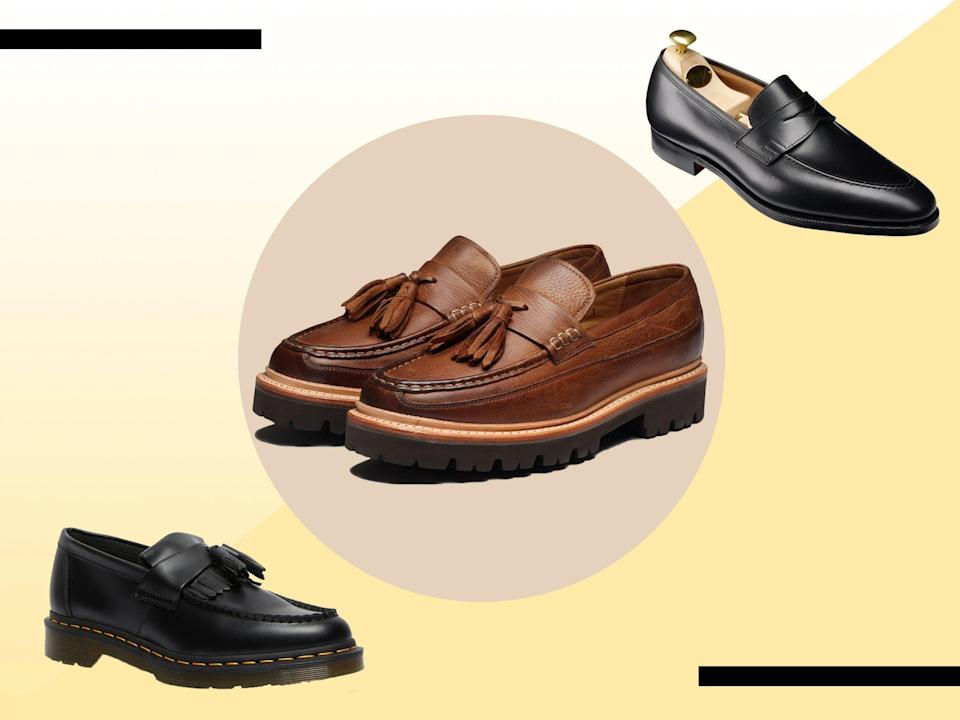 <p>From suede to leather, these loafers are built to last </p> (The Independent)