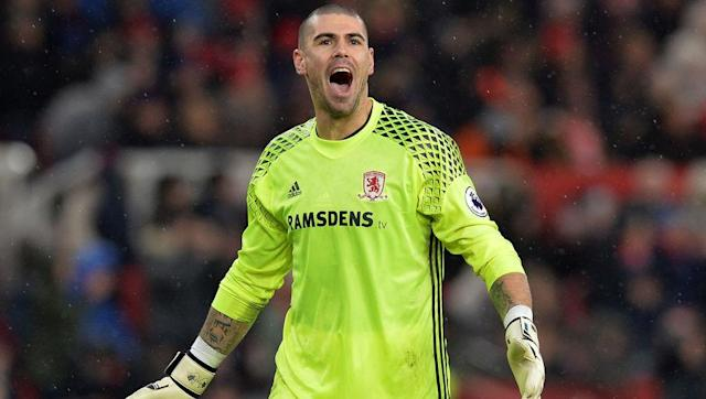 <p><strong>Number of saves this season: 71</strong></p> <br><p>The league's lowest scorers also happen to have an impressive defensive record, with Boro conceding the same amount of goals as Everton and just one more than Arsenal. </p> <br><p>A lot of that has to do with the form of ex-Barcelona stopper Victor Valdes, who has put his Manchester United nightmare behind him to reignite his Premier League career.</p>