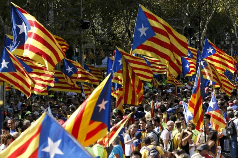 Catalonia refuses to send weekly accounts to Madrid before referendum