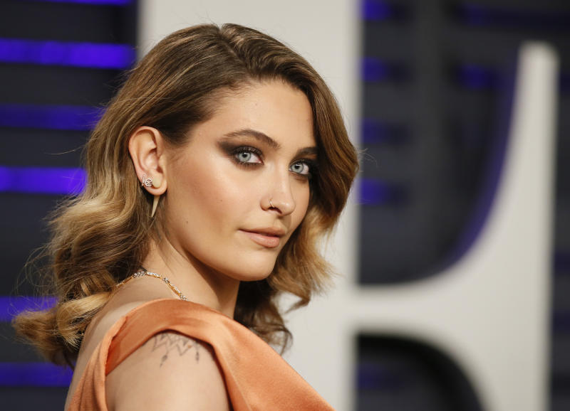 91st Academy Awards – Vanity Fair – Beverly Hills, California, U.S., February 24, 2019 – Paris Jackson. REUTERS/Danny Moloshok