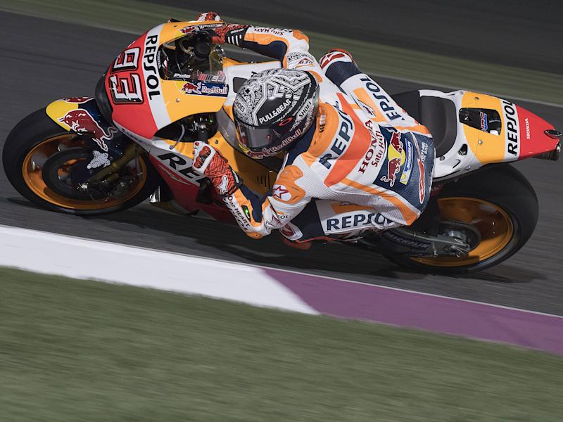 Can anyone beat Marc Marquez to the MotoGP world championship?: Getty