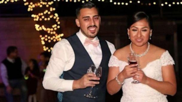 PHOTO: Joe Melgoza, 30, was killed just hours after his wedding on Dec. 15, 2019, in Chino, Calif., authorities said. (Courtesy Michelle Eshiet)