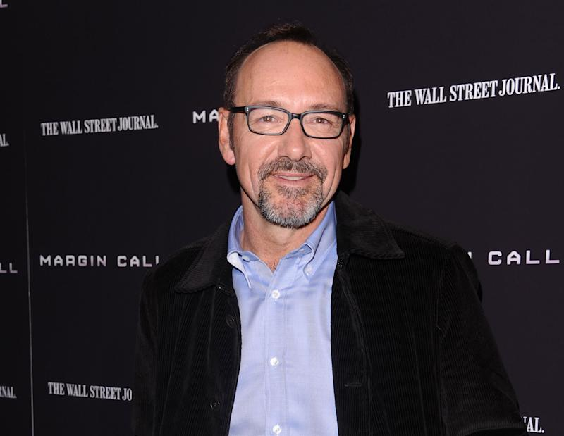 "FILE - This Oct. 17, 2011 file photo shows actor Kevin Spacey attending the premiere of ""Margin Call""  in New York. Netflix's highly anticipated original series ""House of Cards"" will premiere Feb. 1. The subscription video company announced the debut date Thursday. The series is the most ambitious effort yet by Netflix to supply its 27 million streaming users with original programming. The remake of the classic British miniseries stars Kevin Spacey and Robin Wright. (AP Photo/Peter Kramer, file)"