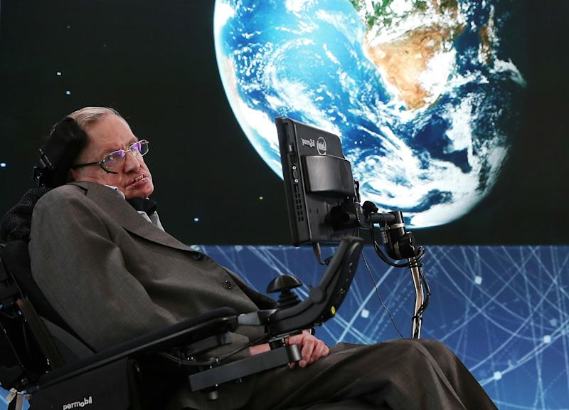 Two weeks before his death, Stephen Hawking predicted 'the end of the universe'