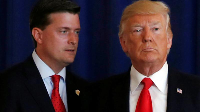 In Rob Porter Case, Trump Sends A Message: We Will Protect Powerful Alleged Abusers