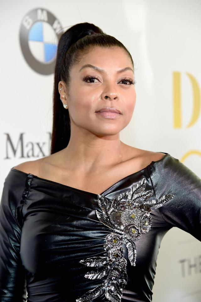 <p>Taraji P. Henson attends the Women In Film 2016 Crystal + Lucy Awards on June 15, 2016 in Beverly Hills, Calif. (Photo: Frazer Harrison/Getty Images for Women In Film) </p>