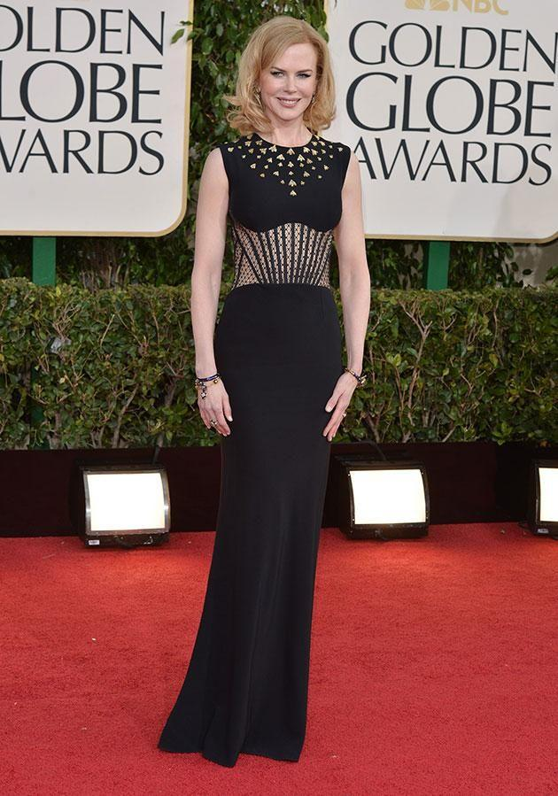 Nicole Kidman is set to attend next year's ceremony. Pictured here at the 2013 awards. Source: Getty