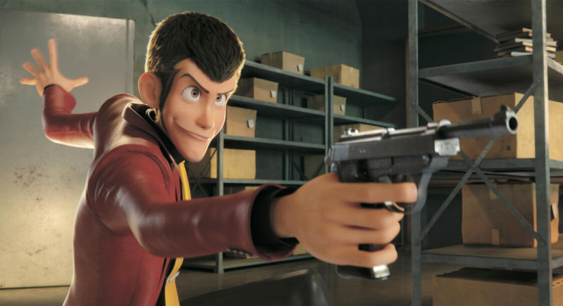 © Monkey Punch/2019 Lupin the 3rd Film Partners/Eurozoom