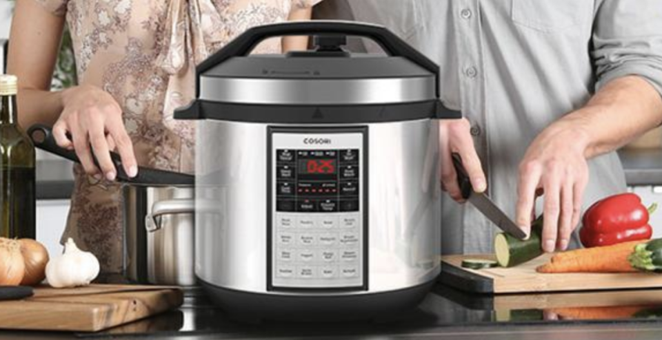 Bake, saute and more — all in one pot. (Photo: Amazon)