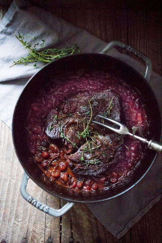"<strong>Get the<a href=""http://www.feastingathome.com/2014/11/cranberry-pot-roast.html"" target=""_blank"" data-beacon-parsed=""true""> Cranberry Pot Roast recipe</a> from Feasting at Home</strong><a href=""https://www.huffingtonpost.com/2012/11/09/turkey-alternatives-thanksgiving_n_2093511.html#4562512"" data-beacon-parsed=""true""></a>"