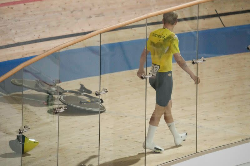 Olympics: Cycling - Track Aug 2