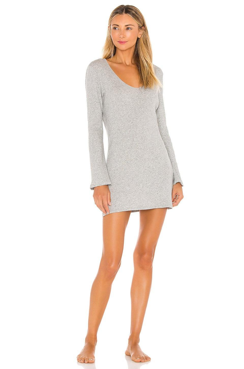 <p>If you can't stomach wearing pants to bed, go with this <span>Skin Romina Sleepshirt</span> ($115). It's sexy and comfortable; you might even want to wear it outside.</p>