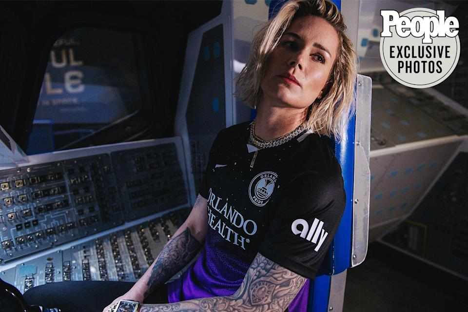 - 17b49c53761f8b90af8527676f06147d - NWSL's Orlando Pride Launched a Jersey Into Space to Celebrate Their 2021 Uniform