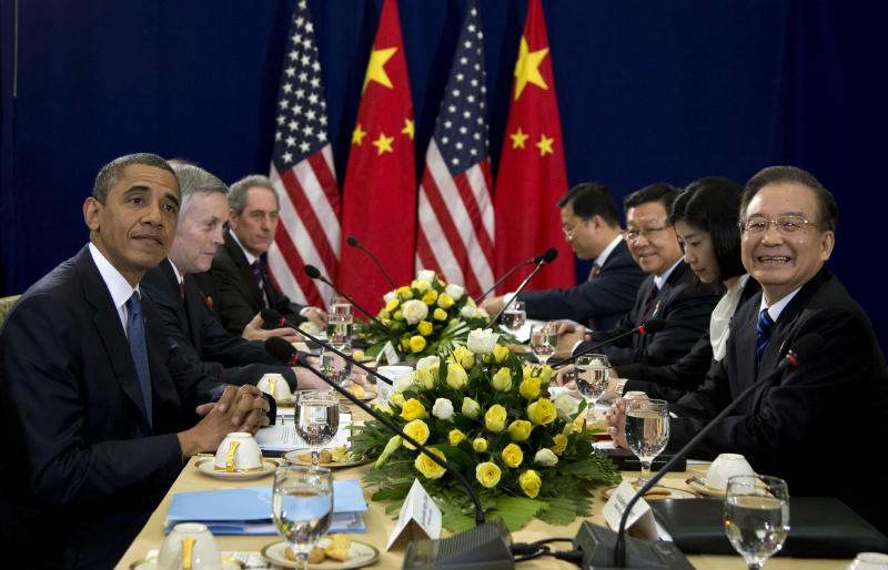 Obama, Wen hail US-China relationship