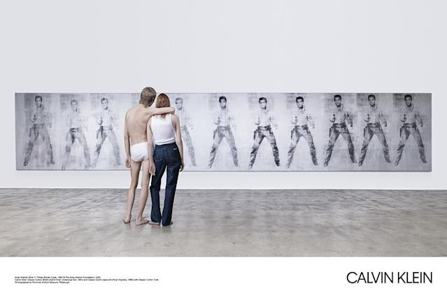 <p>(Photo: Calvin Klein) </p>