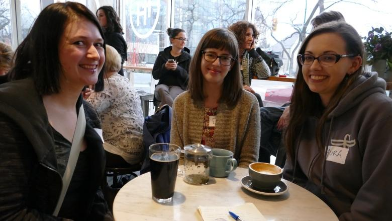 'Frightening and interesting and mysterious': Winnipeg strangers meet to talk about dying