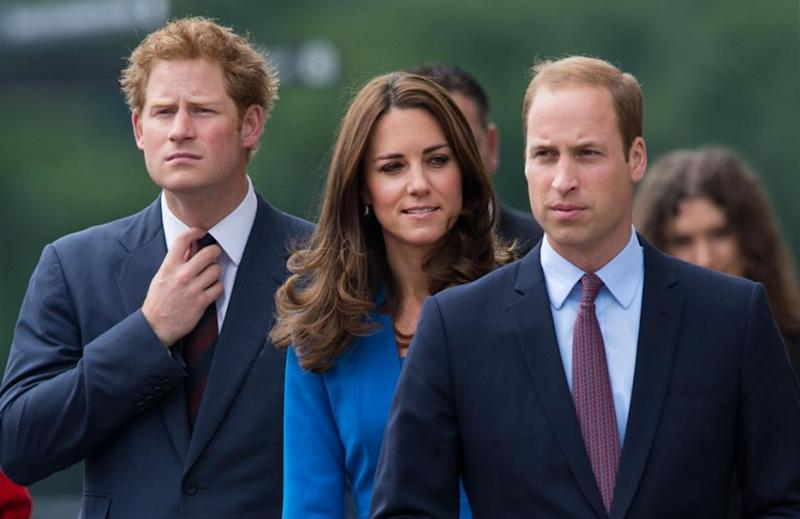 Kate and William are expecting their third child in May. Photo: Getty Images
