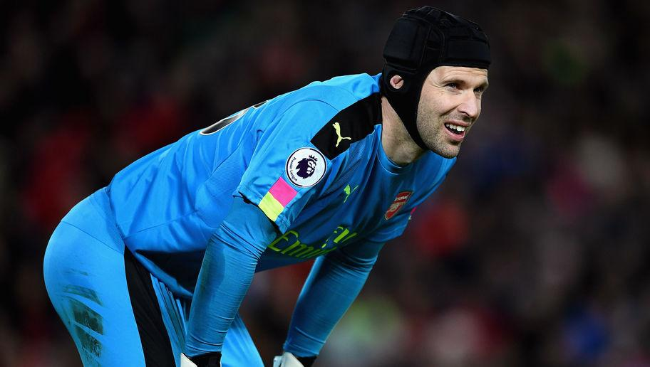 <p>Well, City are not really brimming with overly-talented goalkeepers this season, are they? Claudio Bravo's proved an epic fail while Willy Caballero tries to do the job. On the other hand, Cech's still a decent goalkeeper. Enough to be in the team. </p>