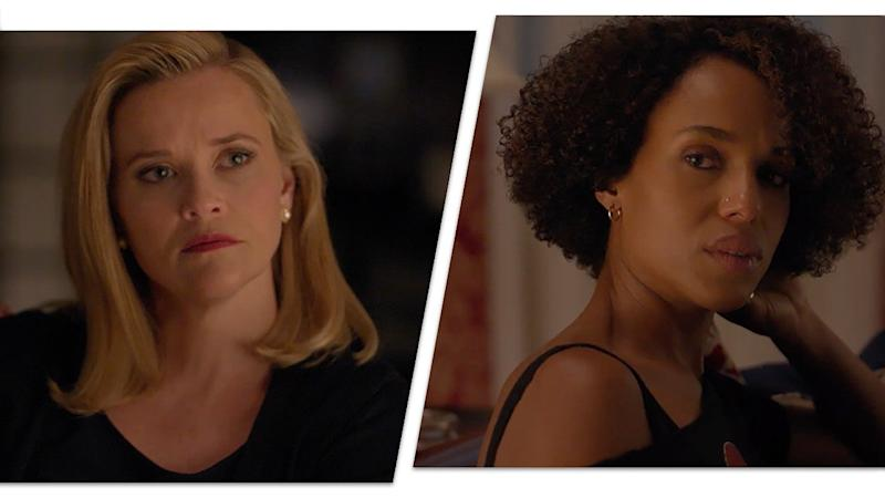 Reese Witherspoon and Kerry Washington Face Off in New 'Little Fires Everywhere' Teaser