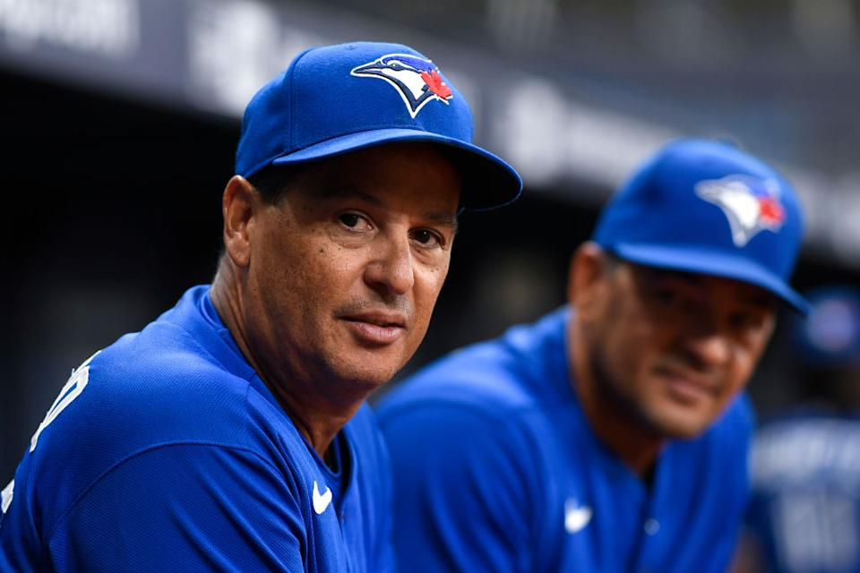 Frustrated Blue Jays fans seem to be turning on manager Charlie Montoyo after another crucial mistake in the late stages of a heartbreaking loss. (Getty)