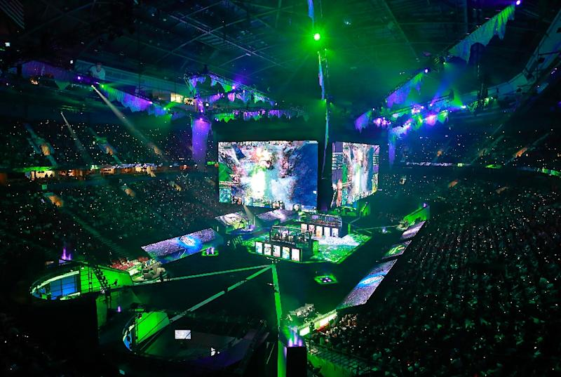 Multiplayer online battle game Dota 2 is one of the leading brands in eSports