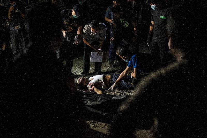 Philippine police kill six men as drug war shifts to government officials
