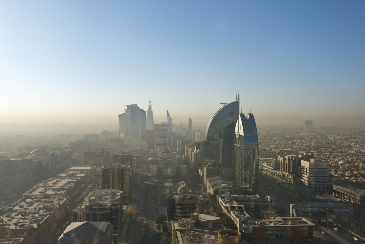 <p>No. 13: Saudi Arabia<br />Number of millionaire households: 236,000<br />(Getty) </p>