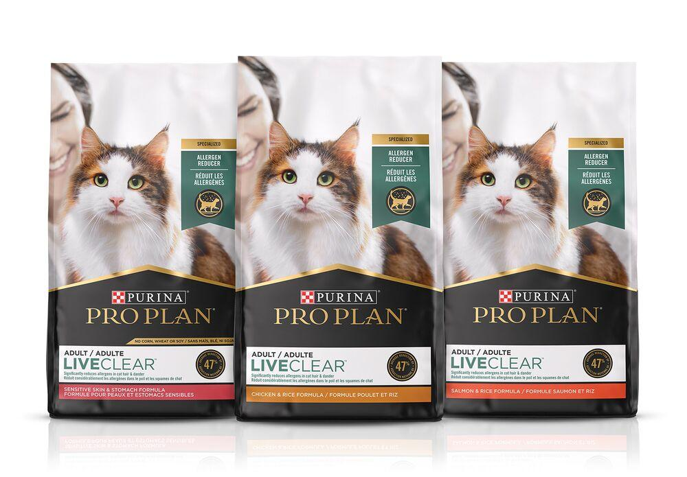 Cat Food That Reduces Cat Allergies
