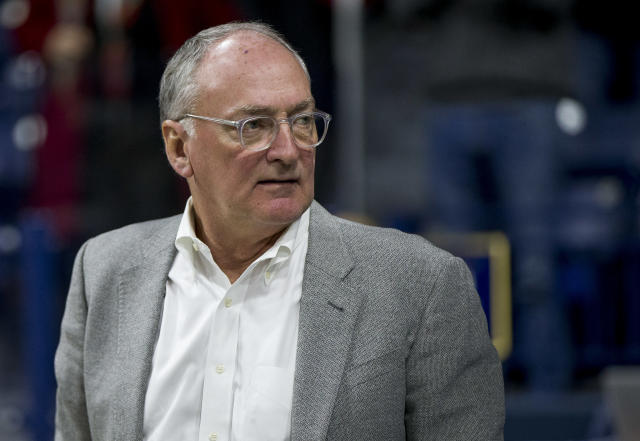 Notre Dame AD Jack Swarbrick worked for the law firm that provided counsel for USA Gymnastics. (AP Photo/Robert Franklin)
