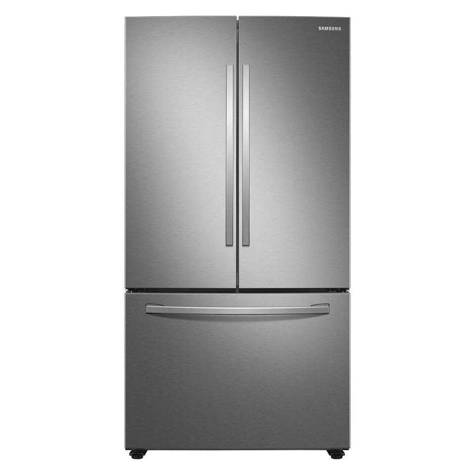 Samsung French Door Refrigerator in Stainless Steel