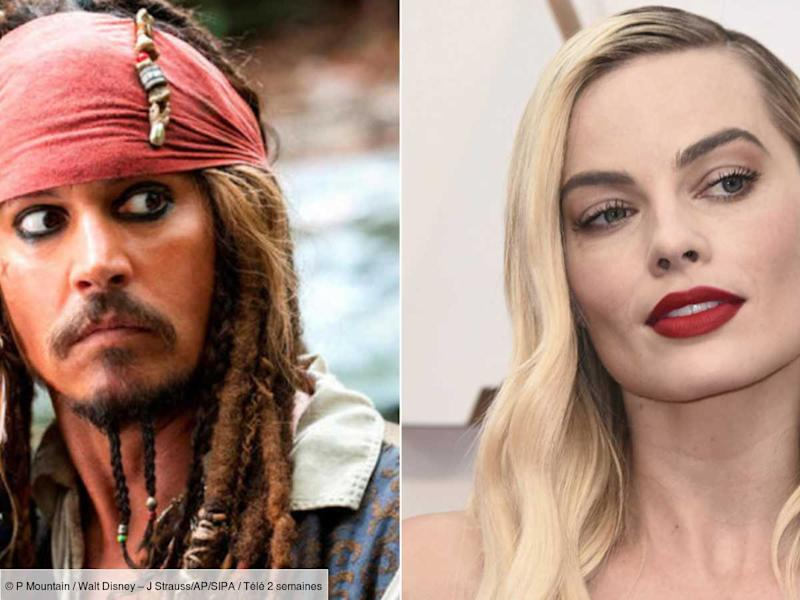 Pirates des Caraïbes : un film avec Margot Robbie mais sans Johnny Depp, les fans mécontents