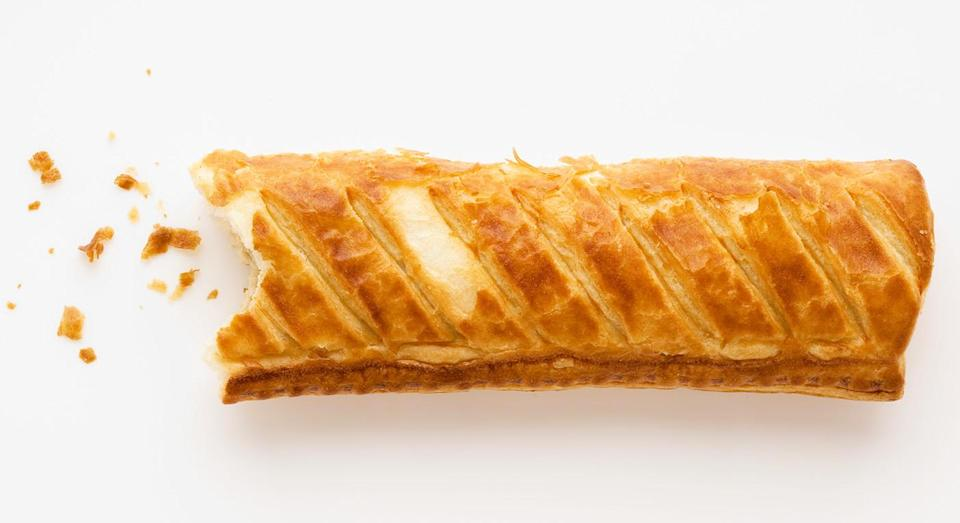 The Tesco vegan sausage roll (not pictured) is available now. [Photo: Getty]