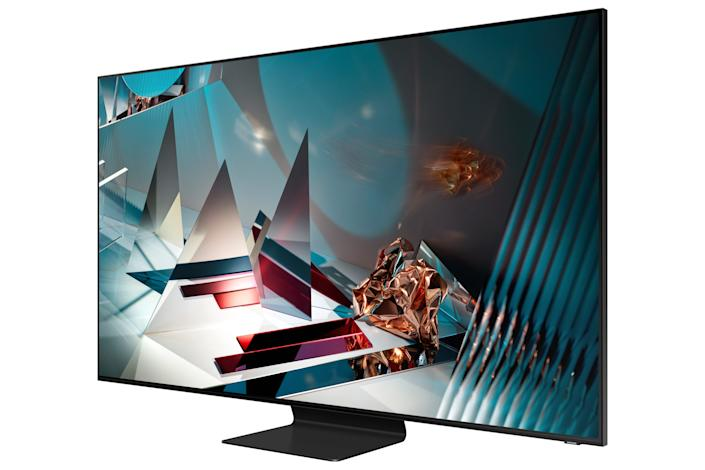Some new televisions including this Samsung  QLED 8K UHD HDR Smart TV (starting at $2,999.99) are compatible with NextGen TV, a technology standard that lets broadcasters deliver 4K video with improved sound and, potentially, live data and interactive web-like content.