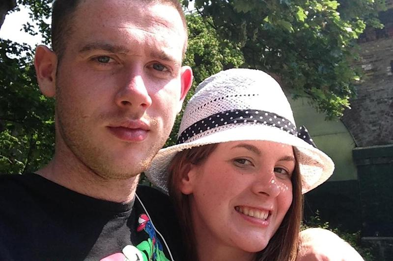 Cleared: Elizabeth Hart-Browne was charged with murdering Stephen Rayner at their home