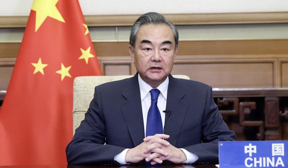 Chinese Foreign Minister Wang Yi is meeting his Asean counterparts in Chongqing. Photo: Xinhua