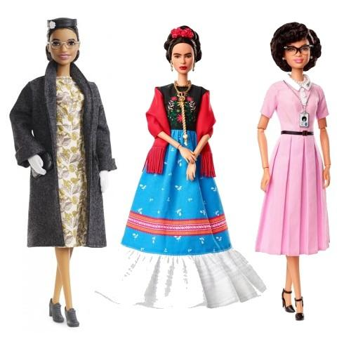 Barbie Inspiring Women Dolls. (Photo: Walmart)