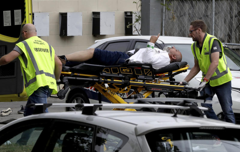 Accused Christchurch terrorist charged with 50 counts of murder
